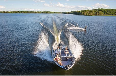 2019 Crestliner boat for sale, model of the boat is 1850 Sportfish Outboard & Image # 2 of 13