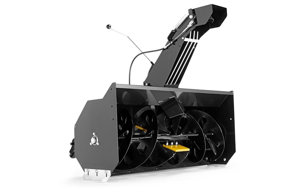 Snow thrower for Rider