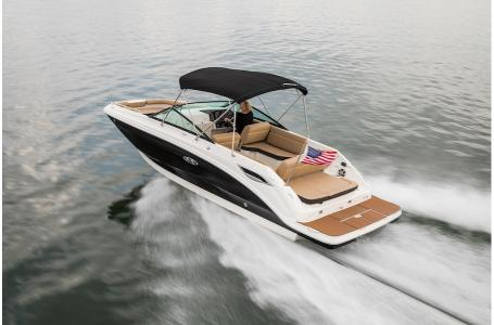 2019 Sea Ray boat for sale, model of the boat is SDX 250 & Image # 3 of 11