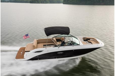2019 Sea Ray boat for sale, model of the boat is SDX 250 & Image # 4 of 5