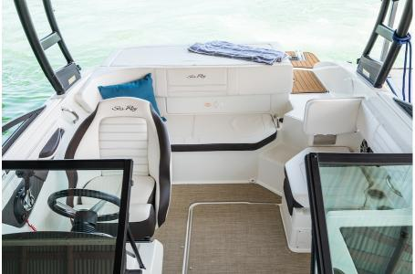2019 Sea Ray boat for sale, model of the boat is SPX 190 & Image # 7 of 10