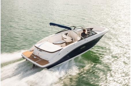 2019 Sea Ray boat for sale, model of the boat is SPX 230 & Image # 1 of 9