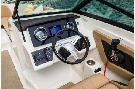 2019 Sea Ray boat for sale, model of the boat is SPX 210 OB & Image # 7 of 9
