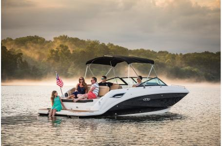 2019 Sea Ray boat for sale, model of the boat is SDX 250 & Image # 4 of 11