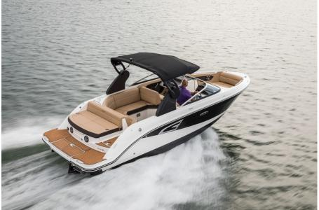 2019 Sea Ray boat for sale, model of the boat is SLX 230 & Image # 5 of 6