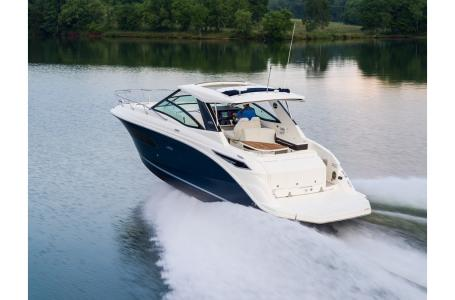 2019 Sea Ray boat for sale, model of the boat is Sundancer 320 & Image # 3 of 17