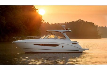 2019 Sea Ray boat for sale, model of the boat is Sundancer 350 & Image # 1 of 11