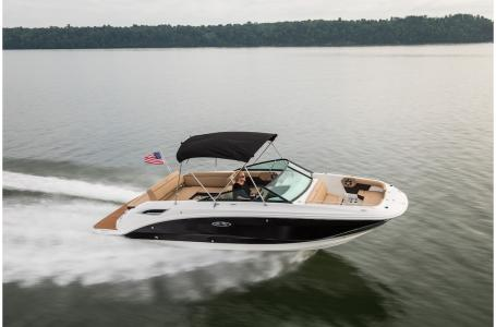 2019 Sea Ray boat for sale, model of the boat is SDX 250 & Image # 2 of 11