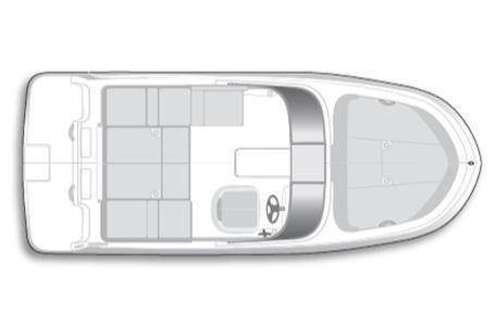 2019 Bayliner boat for sale, model of the boat is VR4 Bowrider & Image # 22 of 22