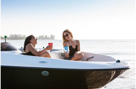 2019 Bayliner boat for sale, model of the boat is Element E16 & Image # 6 of 16