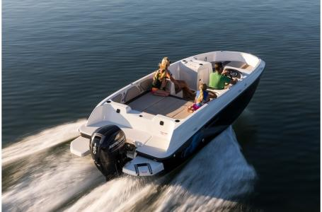 2019 Bayliner boat for sale, model of the boat is Element E21 & Image # 5 of 22