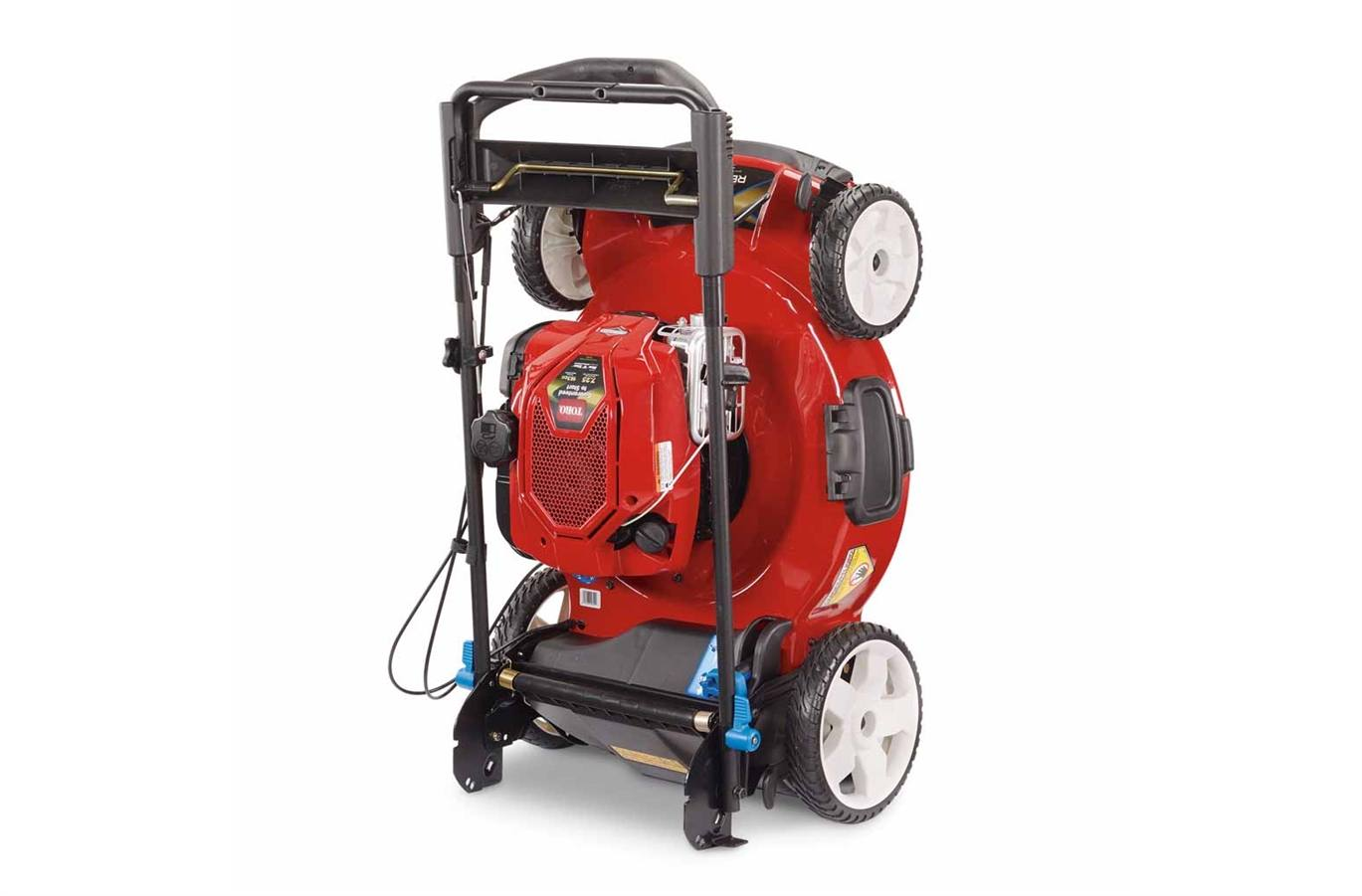 2019 Briggs & Stratton Mow N' Stow® Series 6 25 ft-lbs Gross