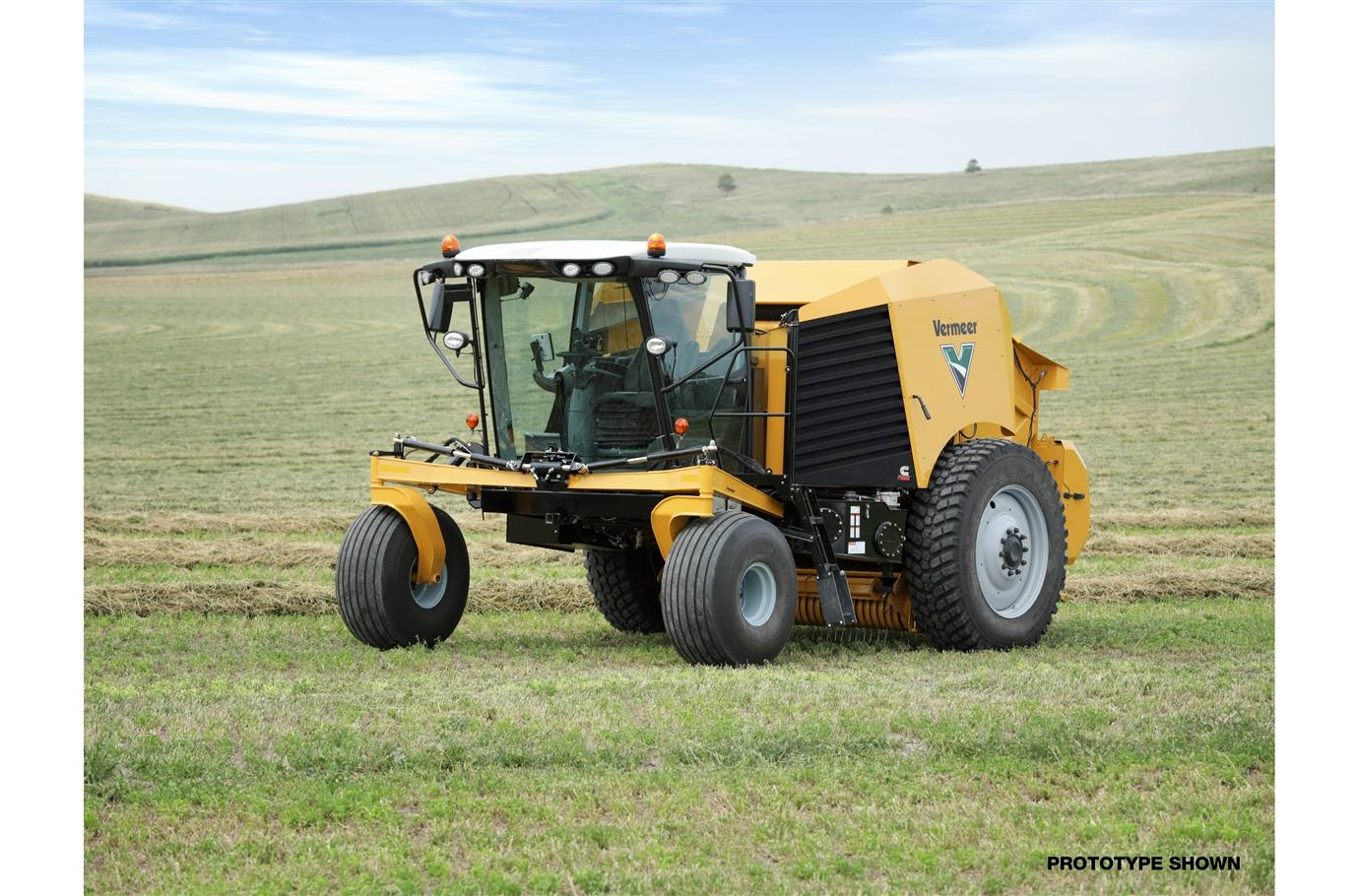 2019 Vermeer ZR5 for sale in Durham, KS  G and R Implement