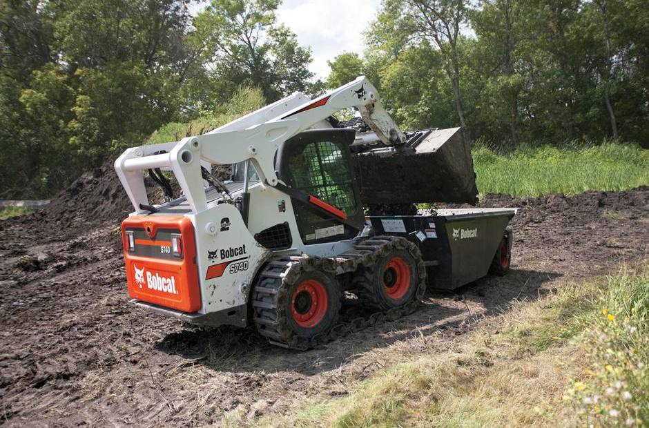 2019 Bobcat S740 for sale in Detroit Lakes, MN  Swanson's
