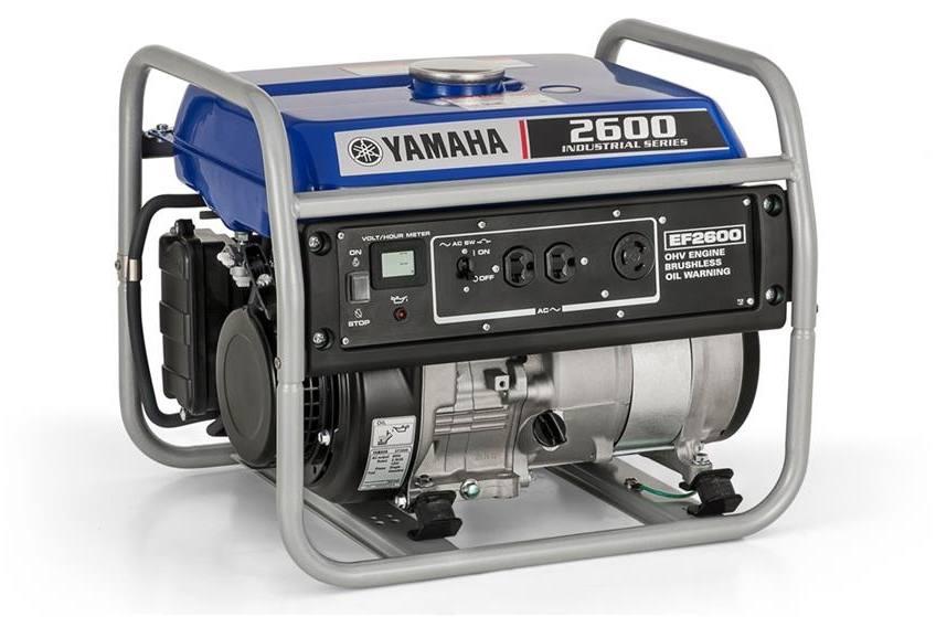 2019 Yamaha EF2600