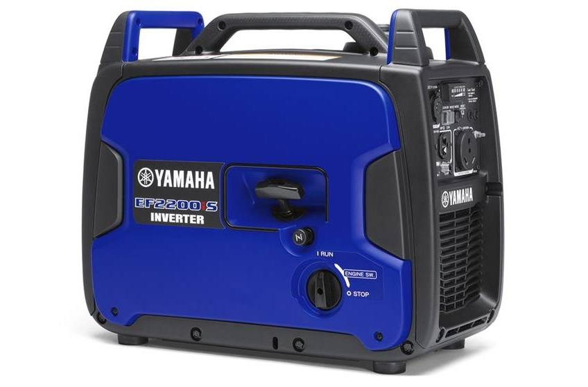 2019 Yamaha EF2200iS
