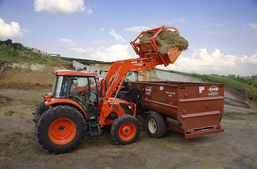 2019 Kubota M7060 HDC12 4WD for sale in Tillamook, OR