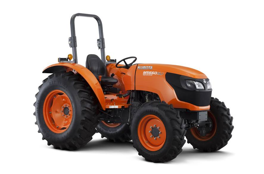 2019 Kubota M5660SUH for sale in Mooers, NY  Dragoon's Farm
