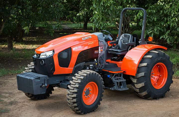 2019 Kubota M5L-111-SN for sale in Normangee, TX  Normangee
