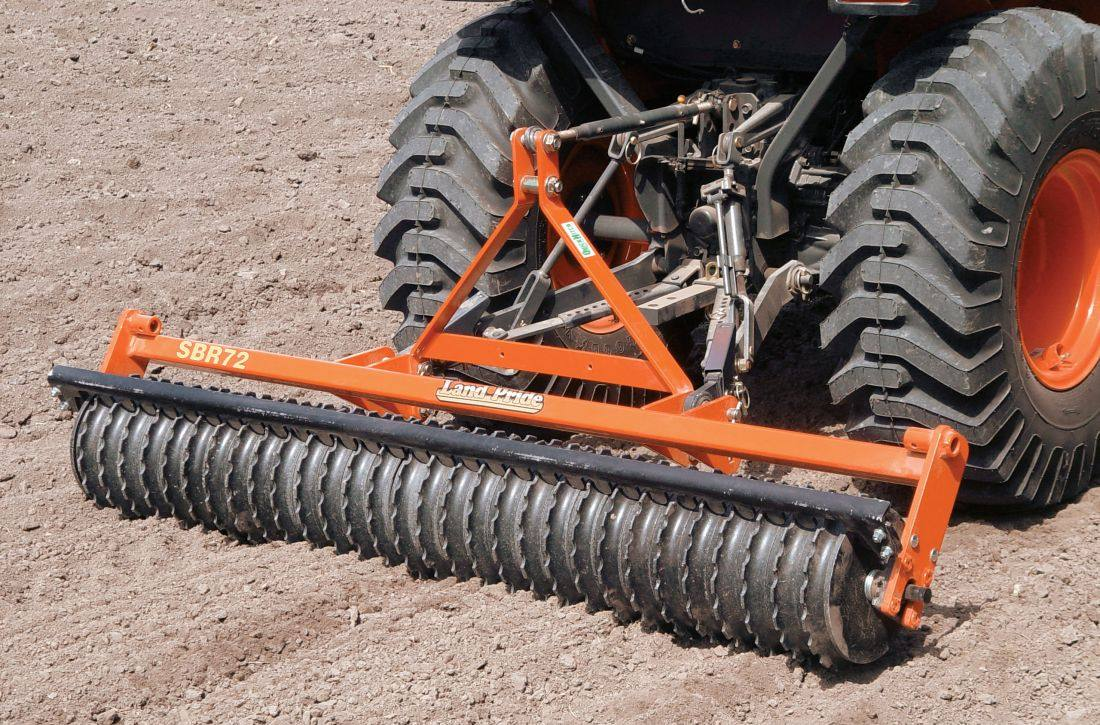 Seed Bed Rollers