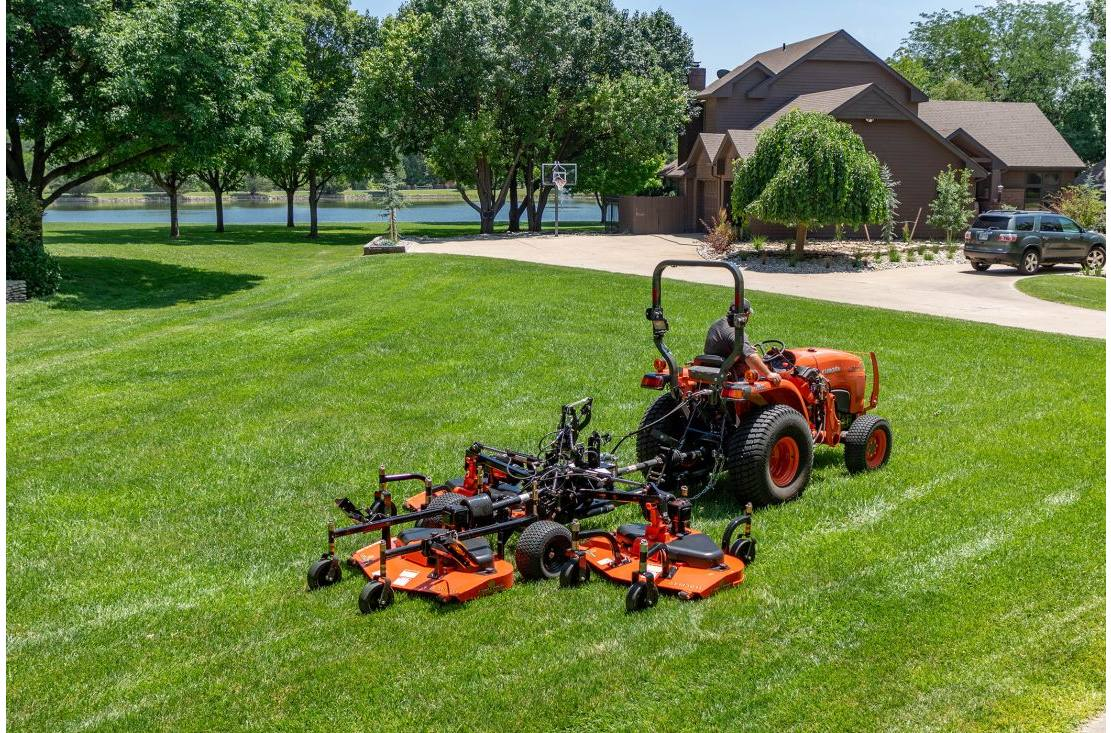 All-Flex Mowers