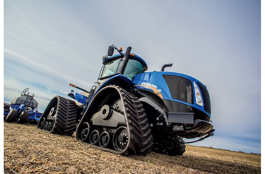 2019 New Holland Agriculture T9 Series 4wd Tier 4b T9 700 For