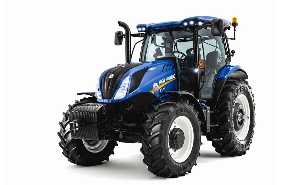 2019 New Holland Agriculture T6 Series Tier 4b T6 180 For Sale