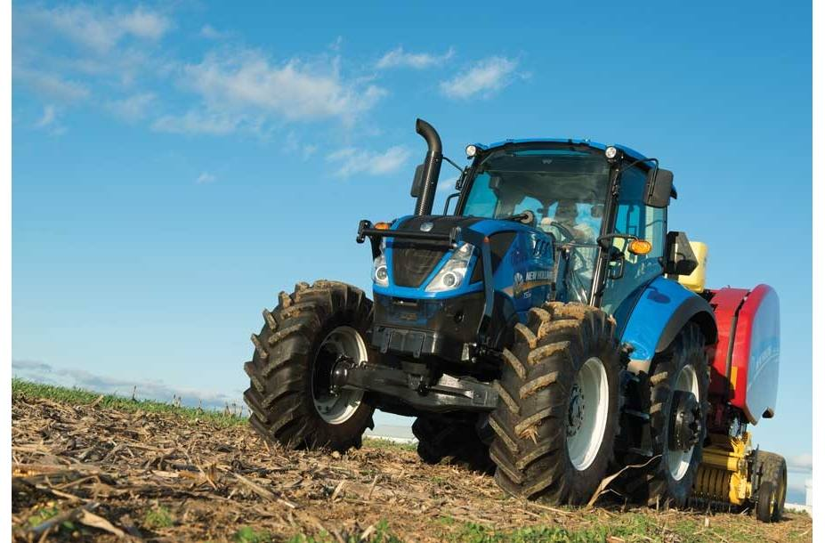 2019 New Holland Agriculture T5 Series - Tier 4B T5 90 Dual