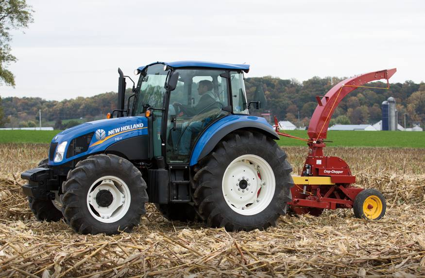 Crop-Chopper® Flail Harvesters