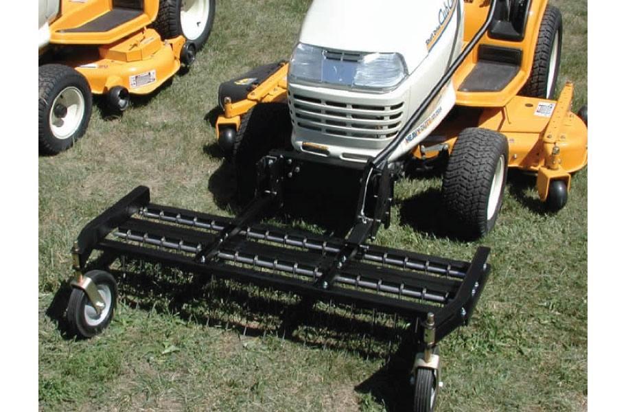 2019 Jrco Garden Tractor Dethatcher 60