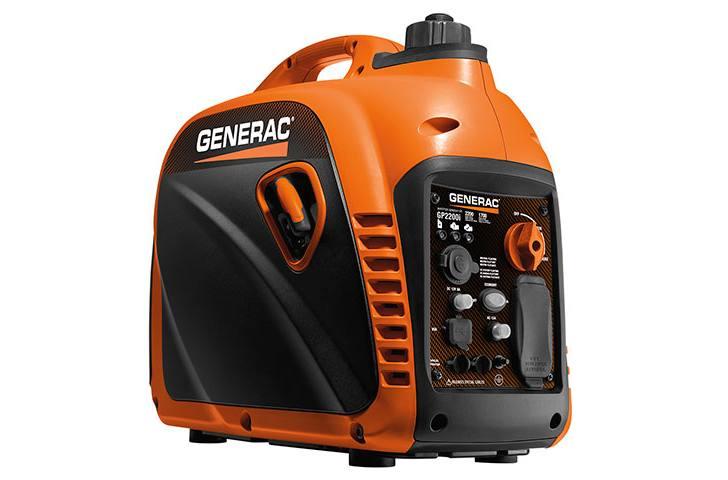 2019 Generac GP2200i - Model #7117