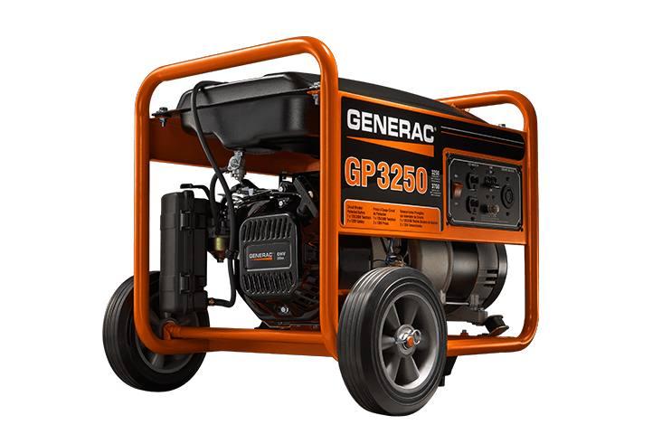 2019 Generac GP3250 Model #5982