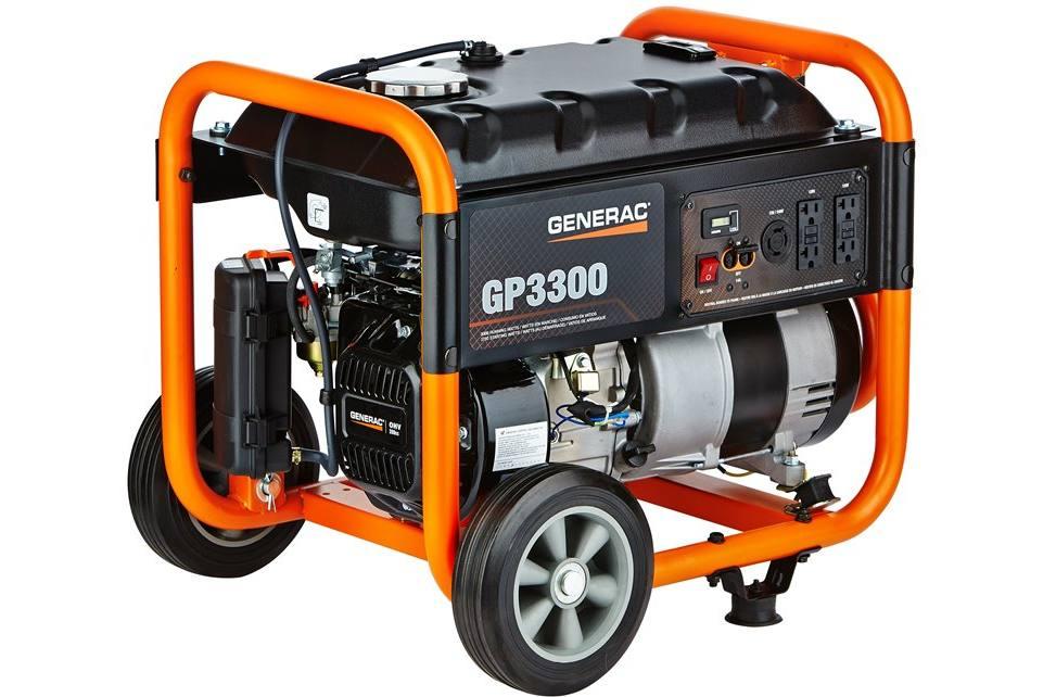 2019 Generac GP3300 50 ST Model #6432