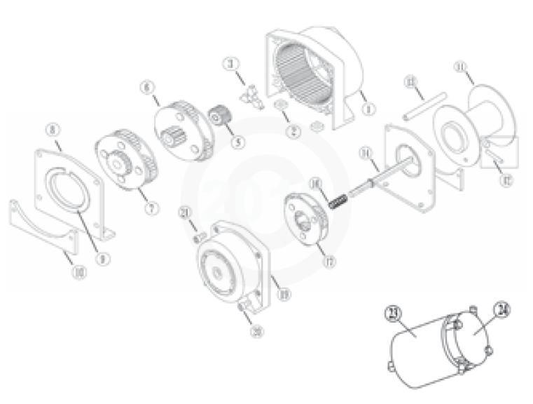 Suzuki Eiger Parts Diagram