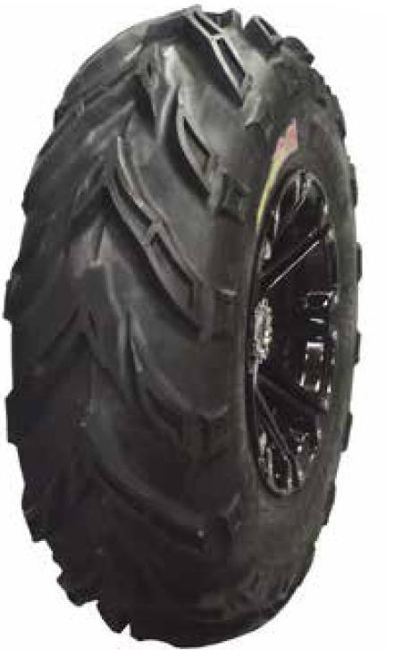 25x10-12 For 2001 Suzuki LT-F500F QuadRunner 4x4~ITP Mud Lite II Rear Tire