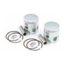 Wiseco Piston Kit 0.50mm Oversize to 66.50mm 573M06650