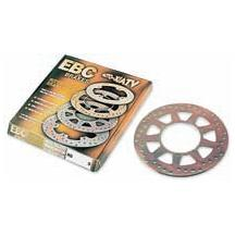2008-2013 Yamaha Raptor 250 YFM250R Rear Sport Brake Rotor Disc /& Brake Pads