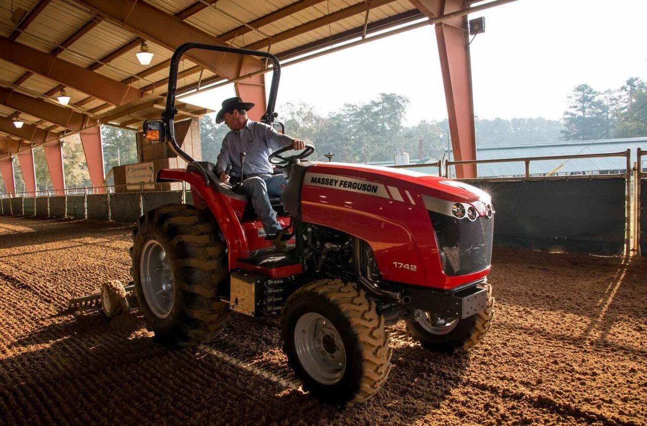 2019 Massey Ferguson 1754 for sale in Crossville, TN