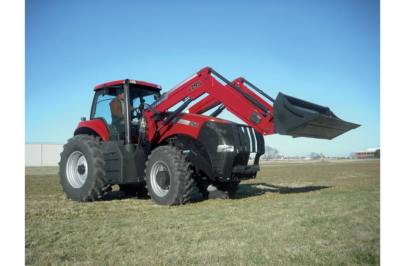 L705 Series Loaders