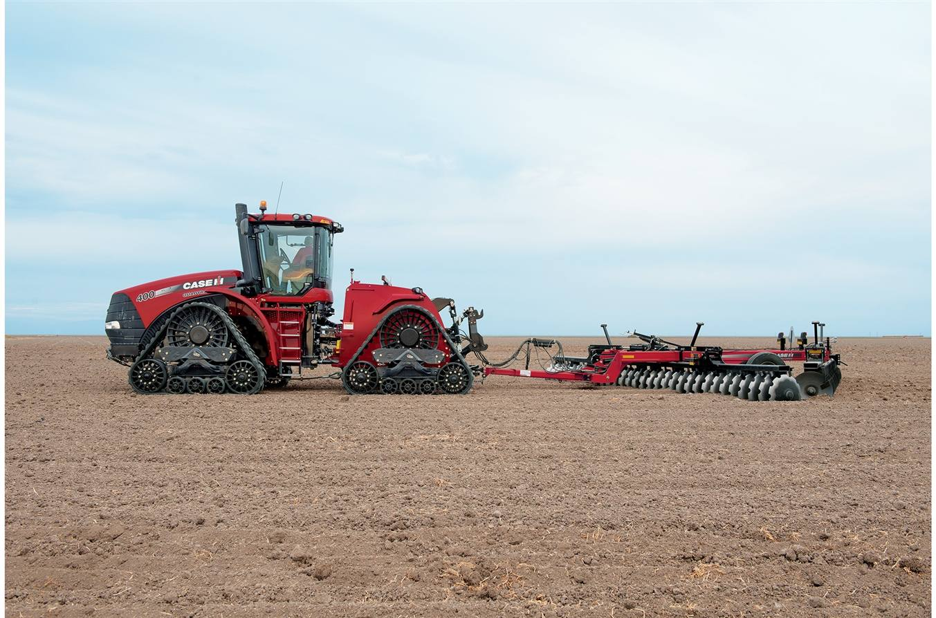 Heavy-Offset Disk Harrows