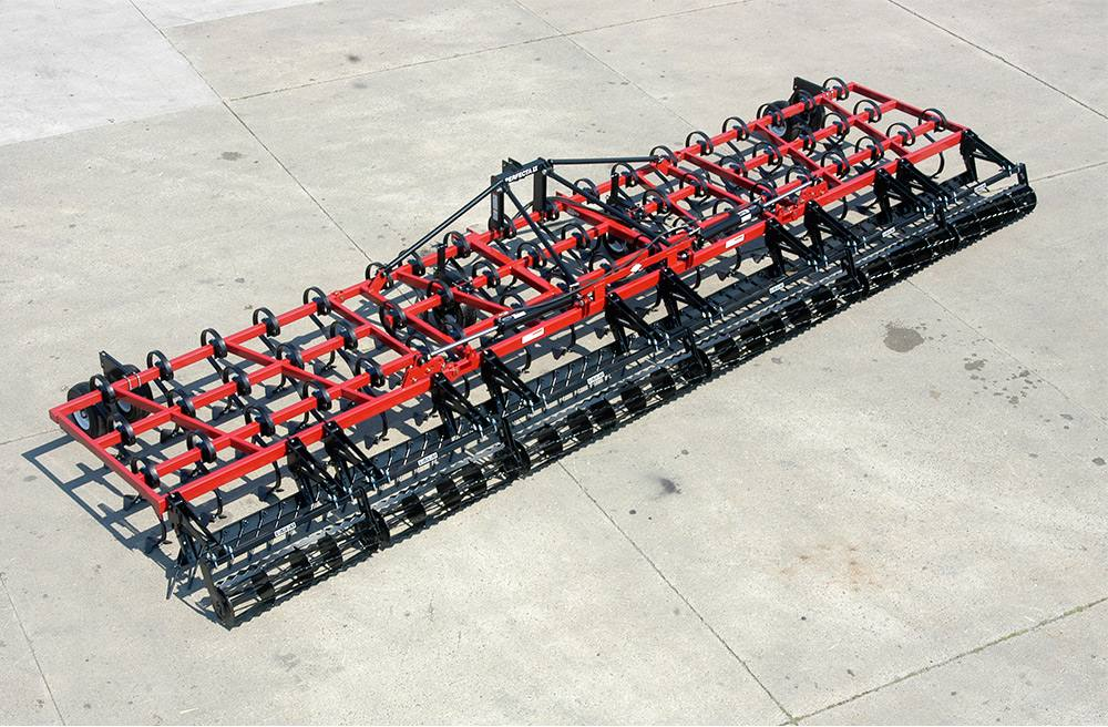 Perfecta® Field Cultivators - Rigid