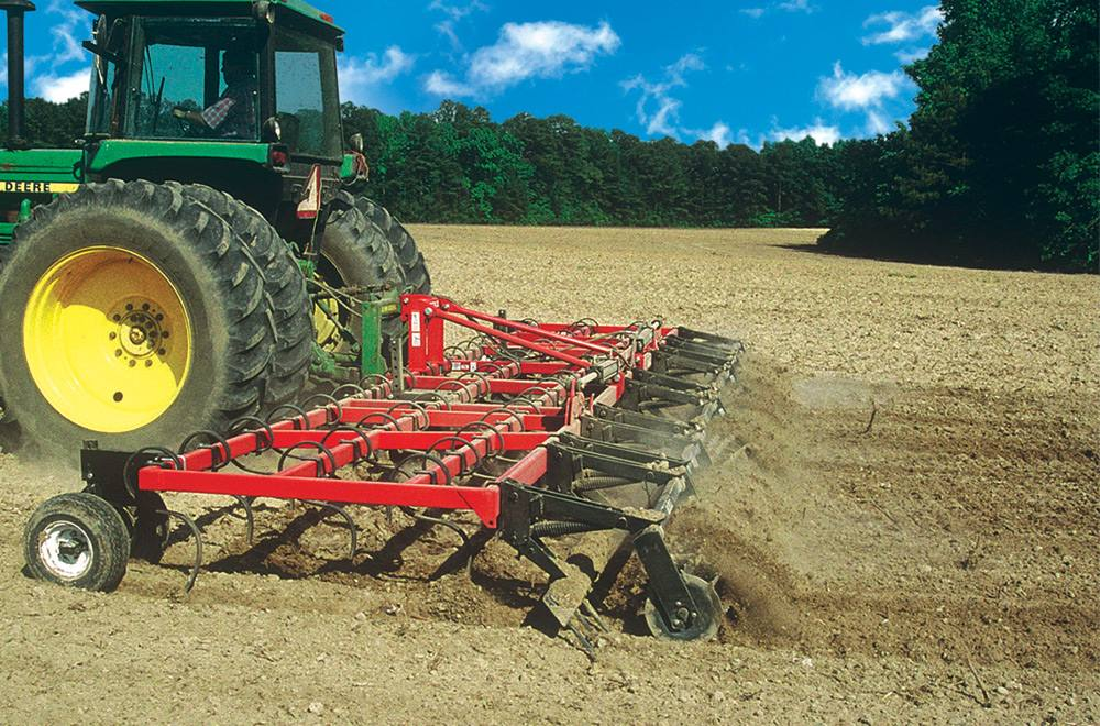 Perfecta® Field Cultivators - For Bedded Crops