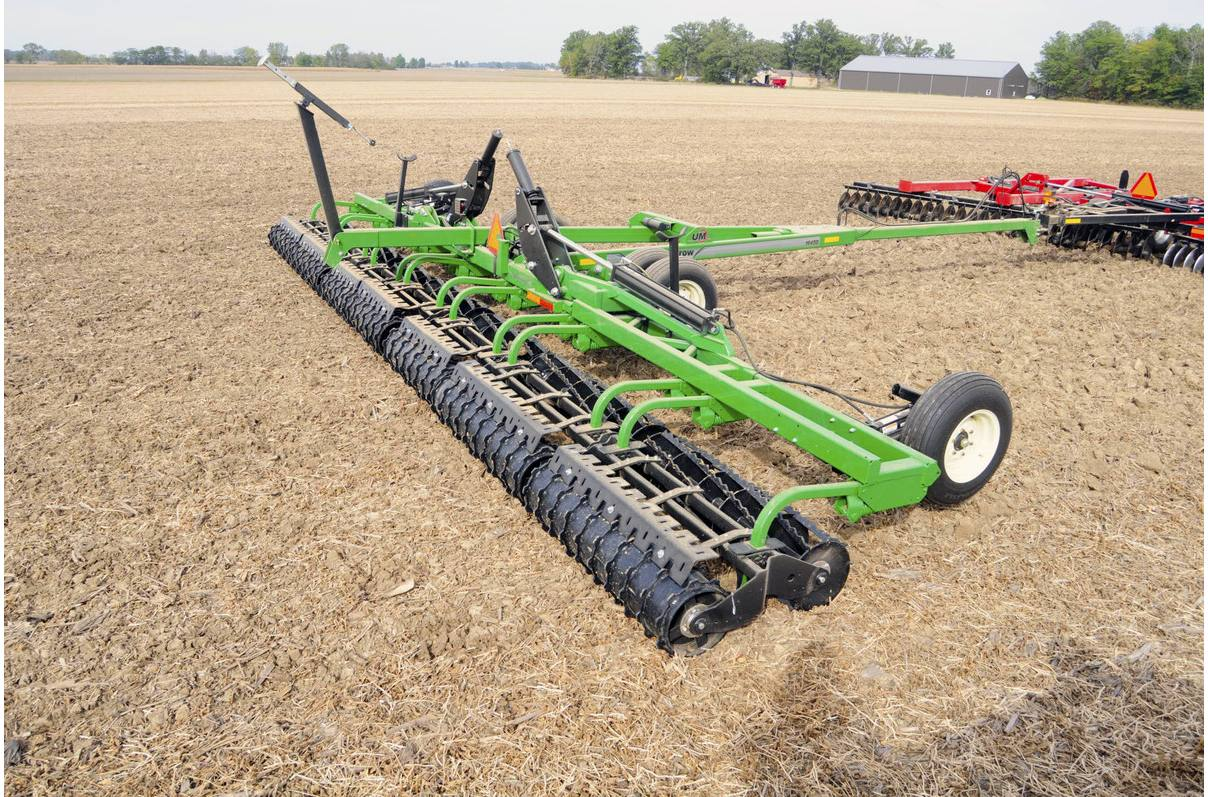 Rolling Harrow® Soil Conditioner 1645D
