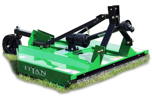 2019 Titan Implement 1204 Rotary Cutter for sale in Jasper