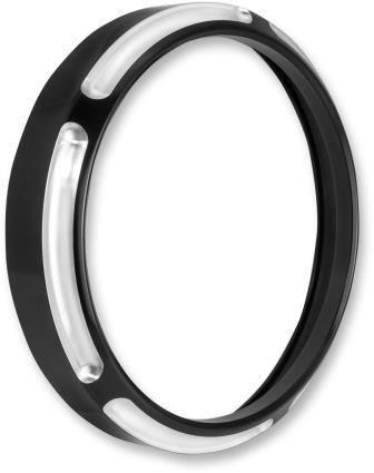 RSD 7in Headlight Bezel Vintage Black Ops 0207-2021VINSMB RD-3333