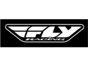 Fly Racing Die Cut