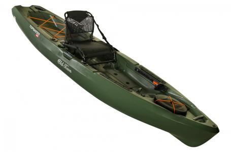 2020 Old Town Canoes and Kayaks boat for sale, model of the boat is Topwater 120 Angler & Image # 7 of 7
