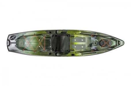 2020 Old Town Canoes and Kayaks boat for sale, model of the boat is Topwater 120 Angler & Image # 3 of 8