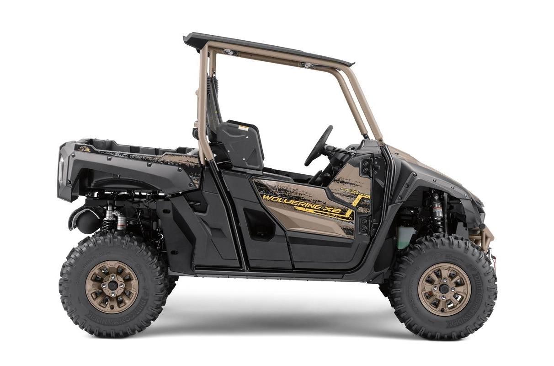 2020 Yamaha Wolverine X2 R Spec Xt R