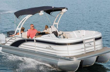 2020 Bennington boat for sale, model of the boat is 25 RSD & Image # 16 of 16